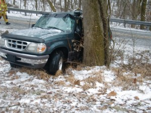 1-28-13 Crash on Lewisberry Rd. 025