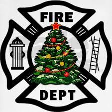 Fire Christmas