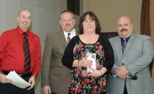 2014 Special Award Lori Shumberger