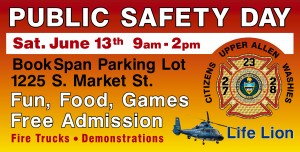Public Safety Day June 13