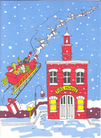 Upper Allen Fire Department » Blog Archive » Merry Christmas from ...