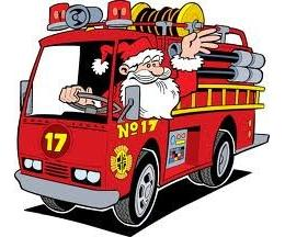 santa_firetruck