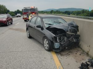 Upper Allen Fire Department » Blog Archive » Auto Accident on Rt  15