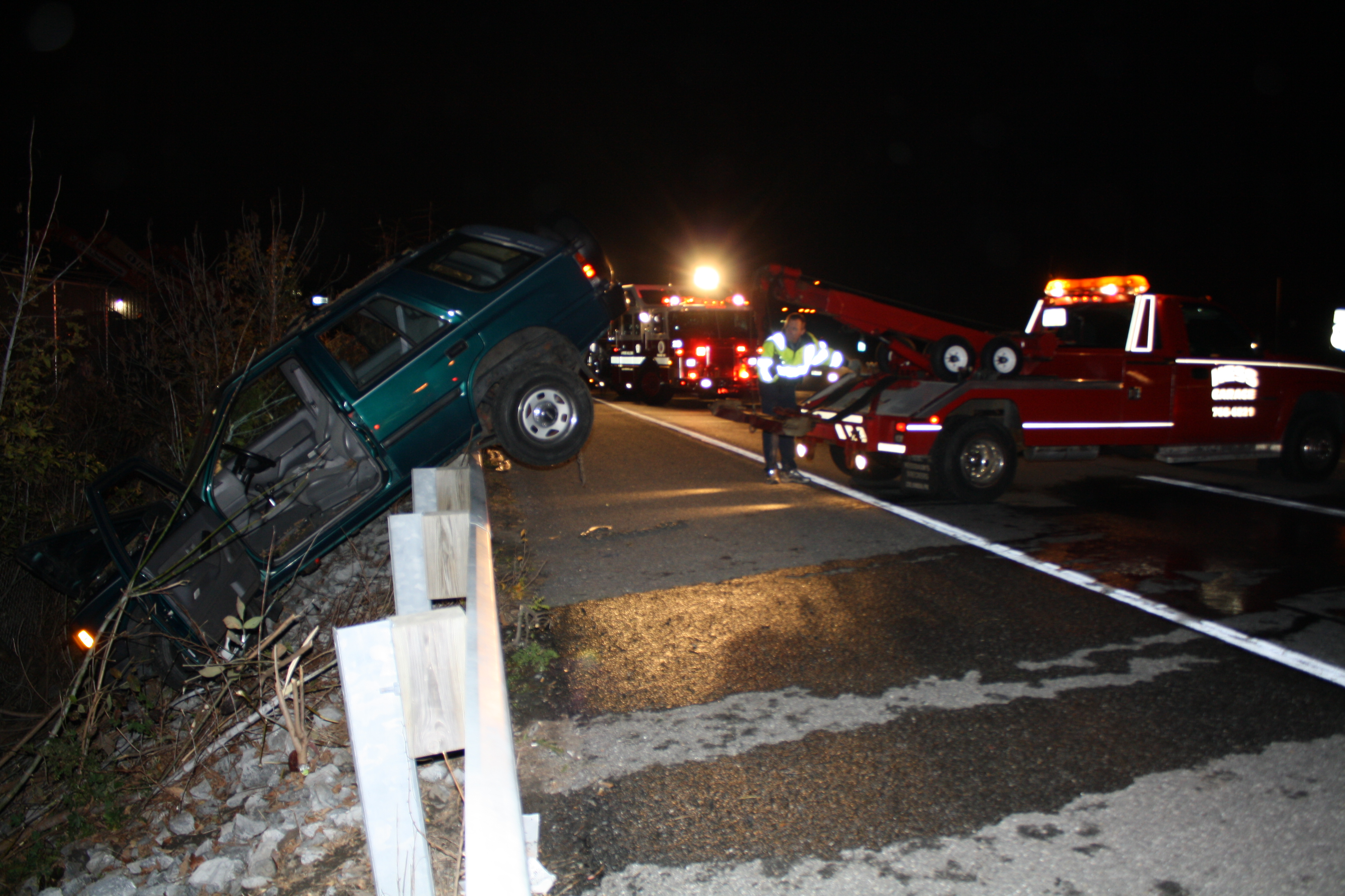 Crash on 15 south…   | Upper Allen Fire Department