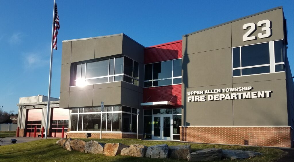 Upper Allen Fire Department building